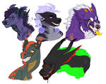 $20 busts from commission stream 01