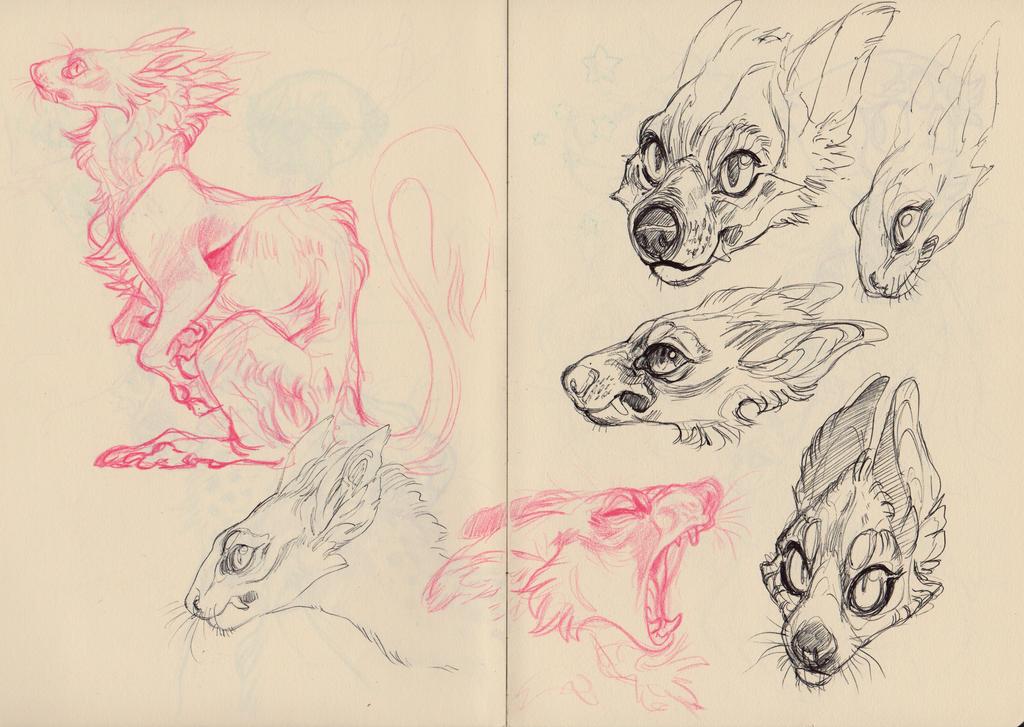 deviantart character sketches - photo #46