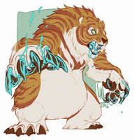 AT with BearlyFeline