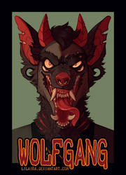 BADGE FOR choke by LiLaiRa