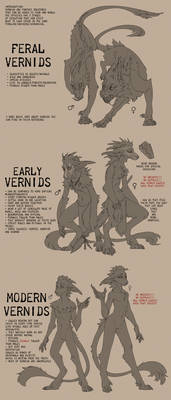 How to Anthro Vernids