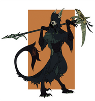 Grim Reaper Vernid AUCTION CLOSED by LiLaiRa