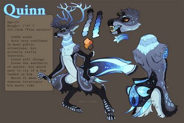 Deereon reference for jessy-wa by LiLaiRa