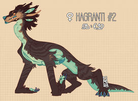 Hagranti #2 AUCTION by LiLaiRa
