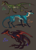 Adoptables 2018-04-22 by LiLaiRa
