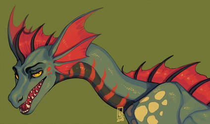 ART FIGHT 2018 - 7 Foslo by LiLaiRa