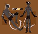 Monstersona design for LordMarlon