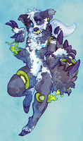 YCH FRUIT GORE ANTHRO for Maddygator