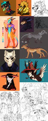 Commission/Trade dump 12 by LiLaiRa