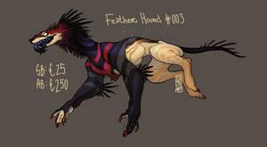 Feather Hound #003