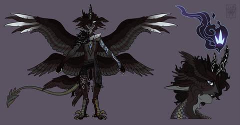 Custom browbird for Negatable