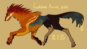 Feather Hound #004