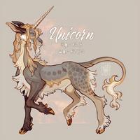 Unicorn Adoptable