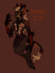 KRAMPUS ADOPTABLE