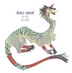 Another Noodle dragon Auction