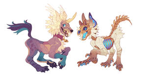Hellpuppers AUCTION