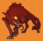 ART FIGHT 2020 - wingedwolf94