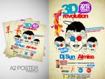 Flyer 3D revolution 2