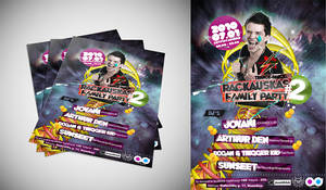 1 side flyer FAMILY PARTY 2 by Armidas