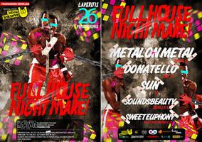 Fullhouse Nightmare Flyer by Armidas