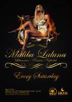 Laluna club Poster by Armidas