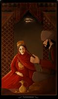 Cards of Asia - Turkmenistan