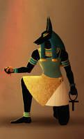 Deities - Anubis