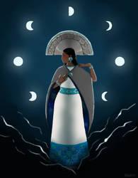 Deities - Mama Killa by MangoMendoza