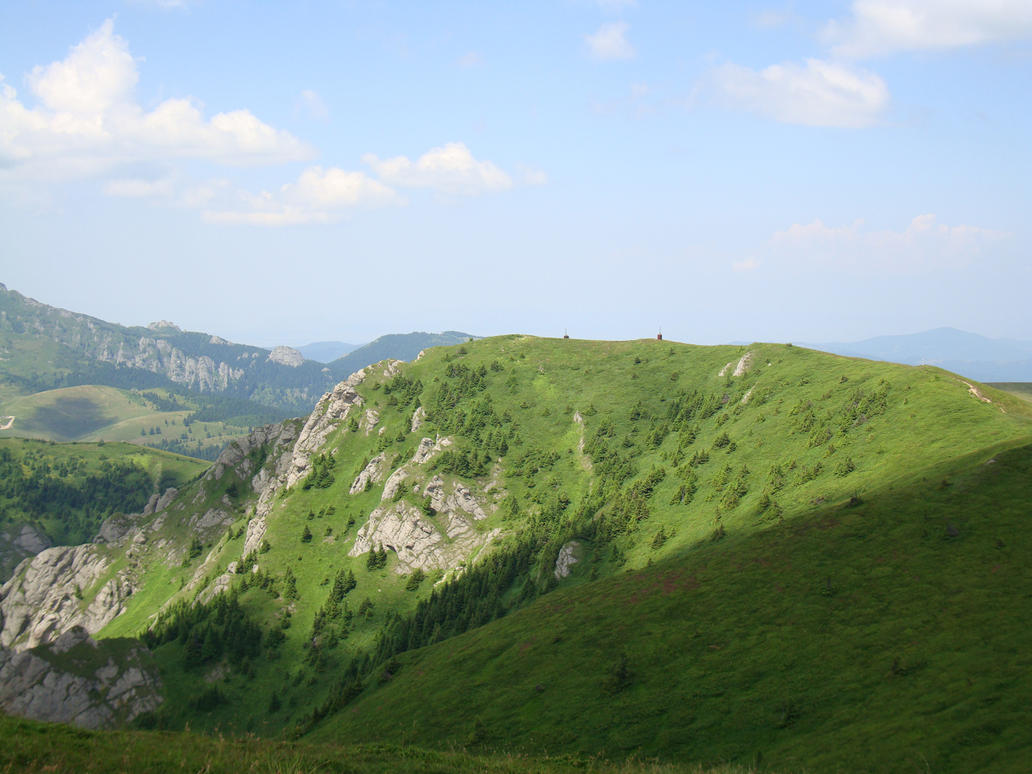 A place in the Carpathian mountains by TheForeignConstantin