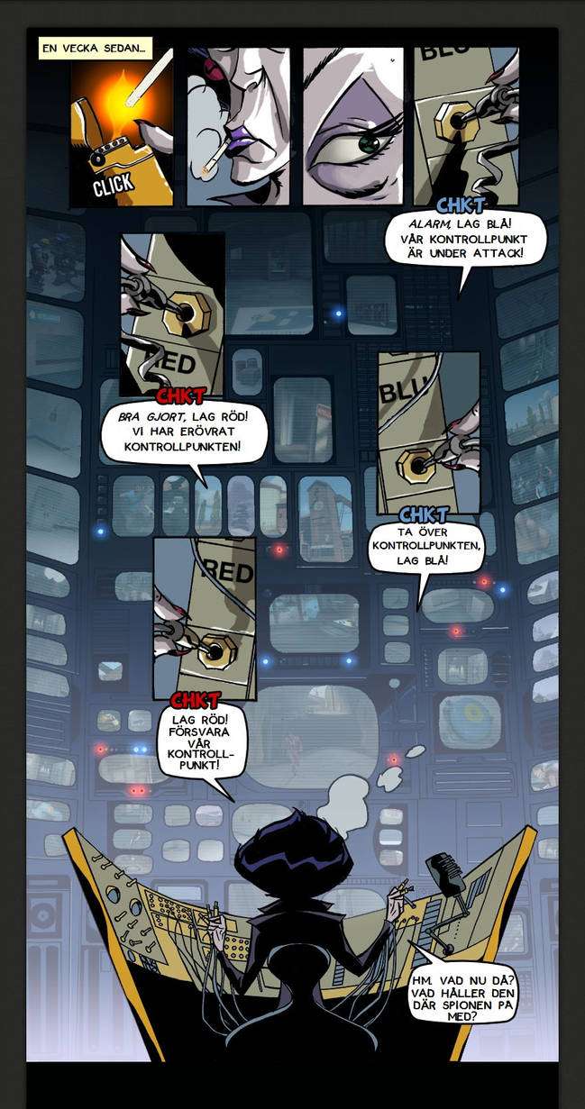 TF2 KRIG - Sida 1 - Page 1 by TheXeldoN on DeviantArt