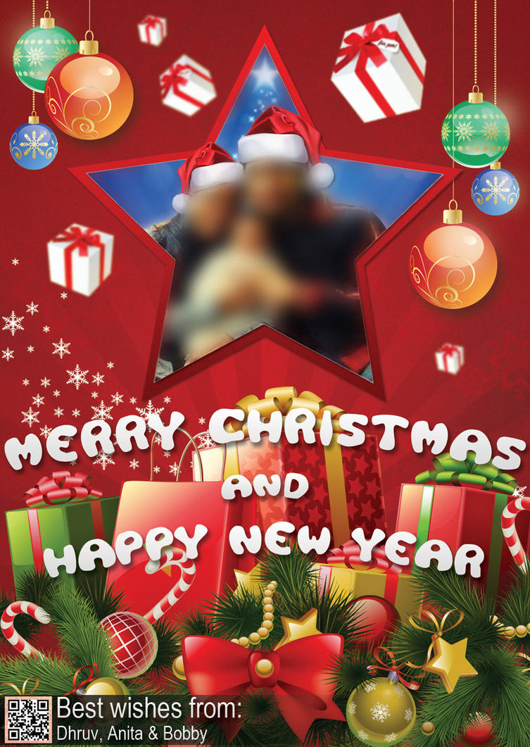 Family xmass greeting card 2012 by babindersingh on deviantart family xmass greeting card 2012 by babindersingh m4hsunfo