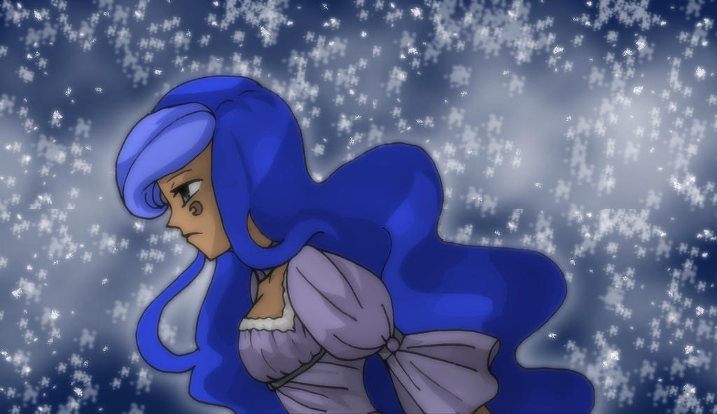 Luna by NinjaNekoAru