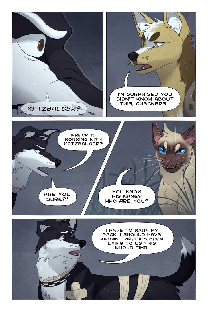 virusRISING Issue 4: pg. 15 by iExploded