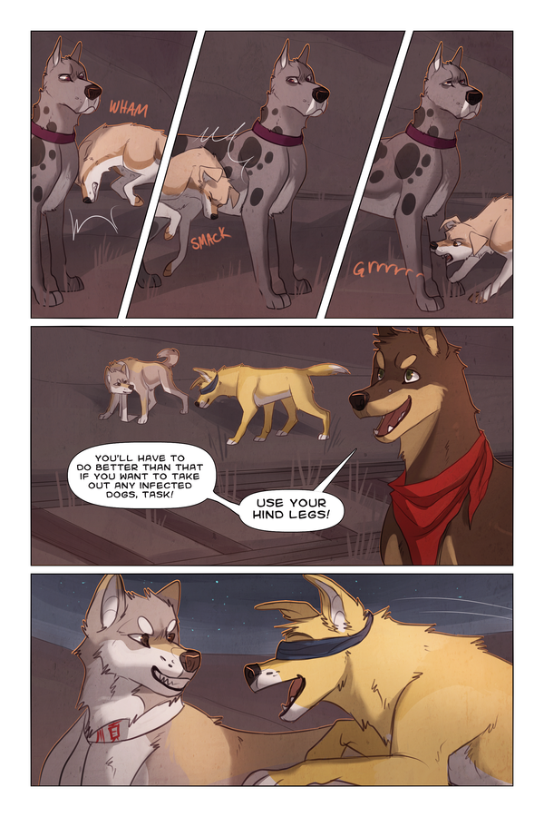virusRISING Issue 5: pg. 9 by iExploded