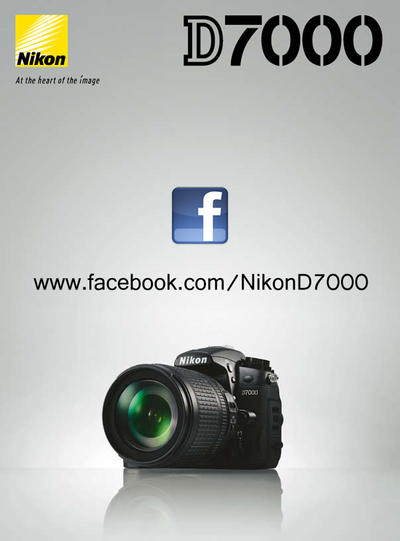Nikon D7000 Facebook Fan Page by Nikon-D7000