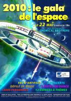 2010: le gala de l'espace