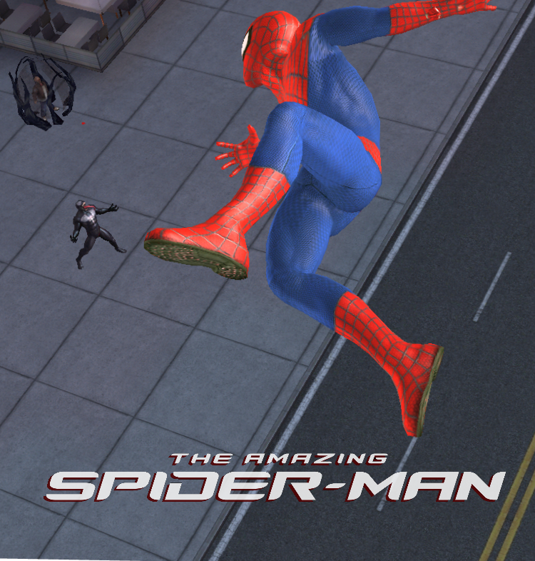 Amazing Spider-man 2 android game poster venom by jogofogo on ...
