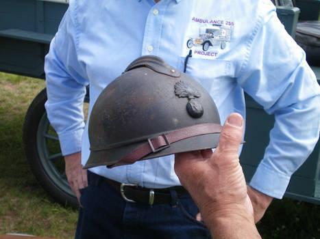 Another Ambulance helmet