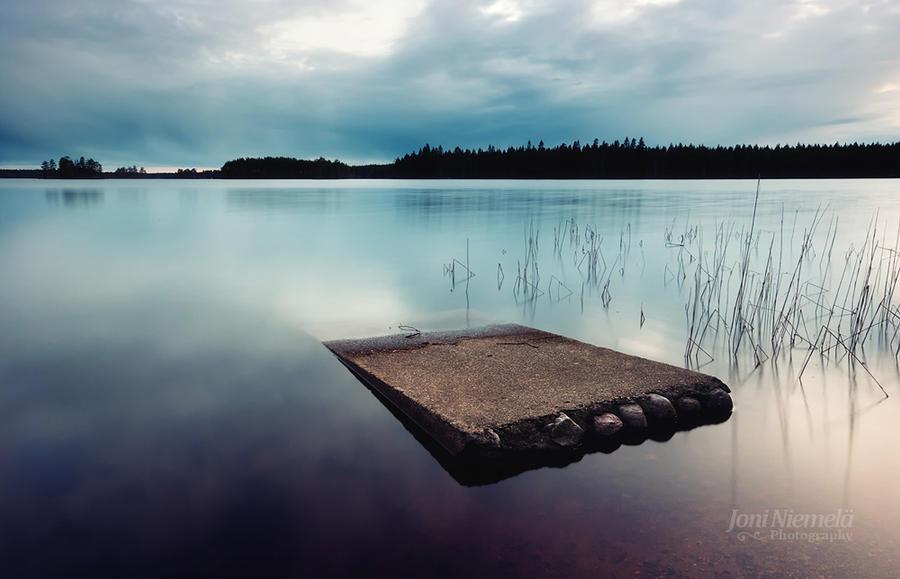 Calmness by JoniNiemela