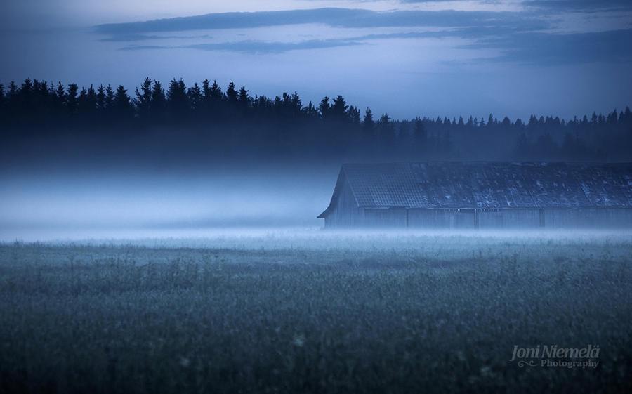 Dark Mist by JoniNiemela