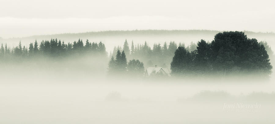 In The Middle Of The Mist by JoniNiemela