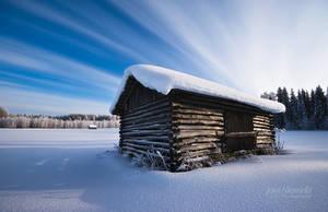 Winter Day by JoniNiemela