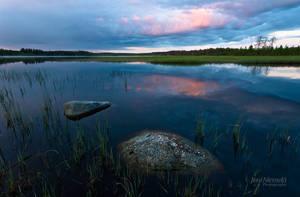 Lake Toras by JoniNiemela
