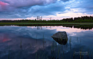 Lake Toras II by JoniNiemela