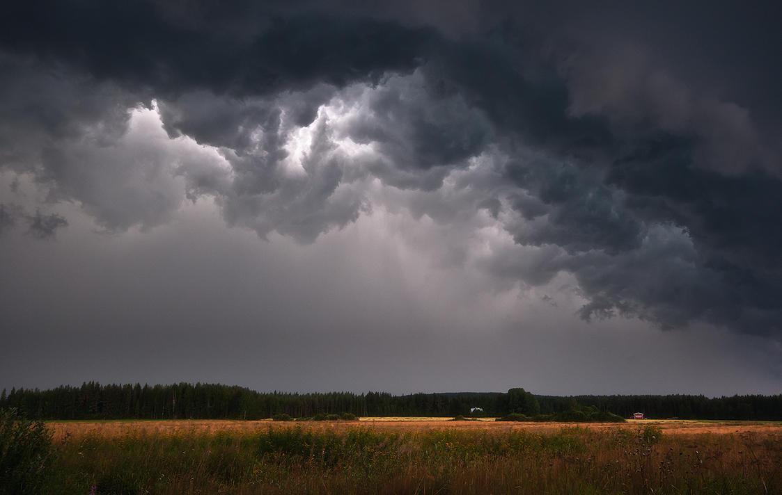 Storm Clouds - PentaxForums.com