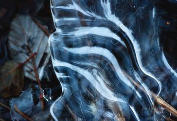 Stripes Of Ice by JoniNiemela