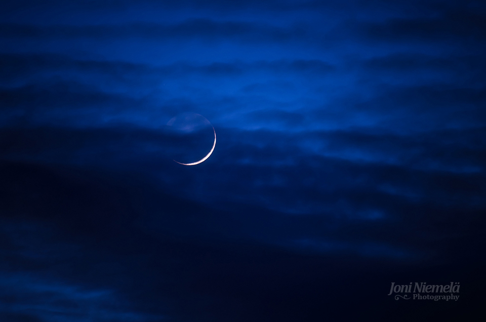 Crescent Moon by Nitrok