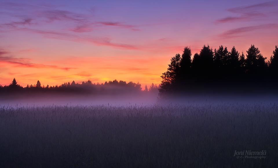 August Mist II by JoniNiemela