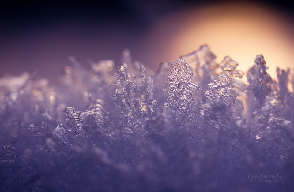 Iceflakes by JoniNiemela