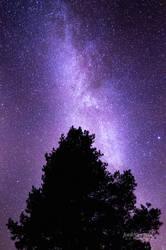 Night Sky by JoniNiemela